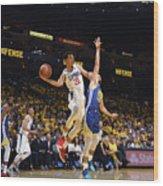 La Clippers V Golden State Warriors - Wood Print