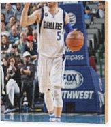 Milwaukee Bucks V Dallas Mavericks Wood Print