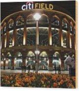 San Diego Padres V New York Mets Wood Print