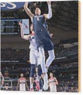 Washington Wizards V Dallas Mavericks Wood Print