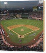 81st Mlb All-star Game Wood Print