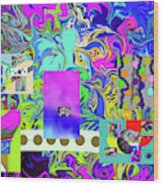 9-10-2015babcdefg Wood Print