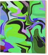 9-8-2008abcdefg Wood Print