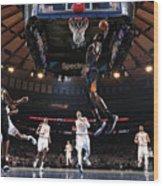 Phoenix Suns V New York Knicks Wood Print