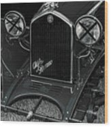 A 1933 Alfa Romeo 6c 1750 Wood Print