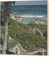 Abaco Holiday Wood Print