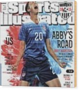 Abbys Road Us Vs. Them, Meet The 23 Wholl Reconquer The Sports Illustrated Cover Wood Print