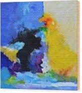 Abstract 779130 Wood Print