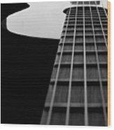 Acoustic Guitar Musician Player Metal Rock Music Lead Wood Print