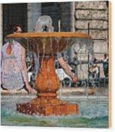 Acqua For Marcus Wood Print