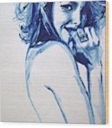 Ahna Wood Print