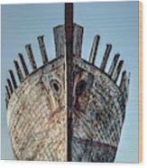 Akranes - Iceland Wood Print