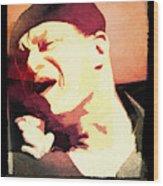 Al Jarreau Wood Print
