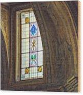 Angeli Wood Print