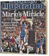 April 14, 2008 Sports Illustrate Sports Illustrated Cover Wood Print
