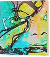 Artis Energy 2 Wood Print