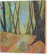 Autumn's Arrival II Wood Print