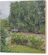 Ballard Wood Print