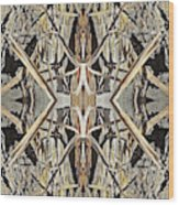 Bark Laces Wood Print