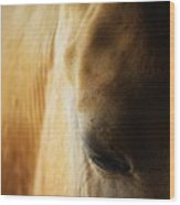 Beauty Sleep Wood Print