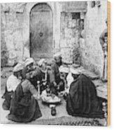 El Bireh Feast Wood Print
