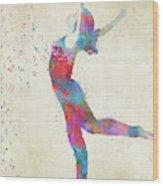 Beloved Deanna Radiating Love Wood Print