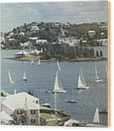Bermuda View Wood Print