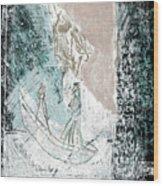 Black Ivory Issue 1b29a Wood Print