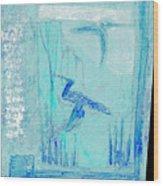 Black Ivory Issue 1b51a Wood Print