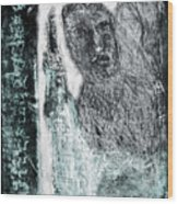 Black Ivory Issue 1b60a Wood Print