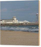 Bournemouth Pier 2 Wood Print