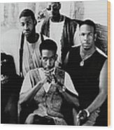 Boyz II Men Wood Print