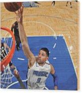 Brooklyn Nets V Orlando Magic Wood Print