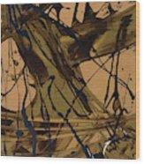 Trace Wood Print