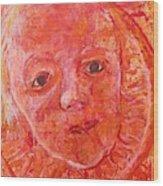 California Clementine Wood Print