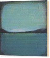 Calm Ocean 2 Wood Print