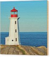 Canada, Nova Scotia Wood Print