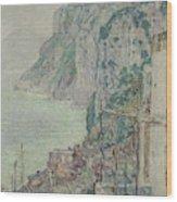 Capri, 1897  Wood Print