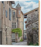 Castelnau-de-montmiral Wood Print