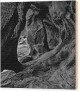 Cavern Of Lost Souls Wood Print