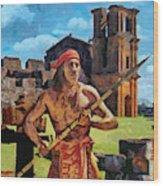 Cfm13640 Wood Print