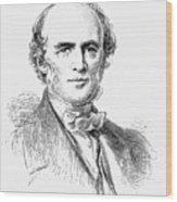 Charles Lyell, Scottish-born British Wood Print