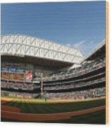 Chicago Cubs V Houston Astros Wood Print