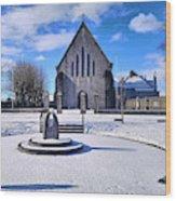 Church Of The Assumption, Mooncoin  Wood Print
