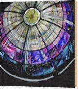 Circle Of The Heavens Wood Print