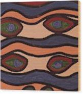 Clairvoyance Wood Print