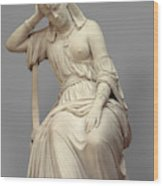 Cleopatra,  Marble Wood Print