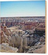 Coal Mine Canyon #2 Wood Print