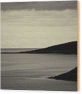 Coastline, County Cork, Ireland Wood Print