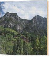 Colorado Autumn 10 Wood Print